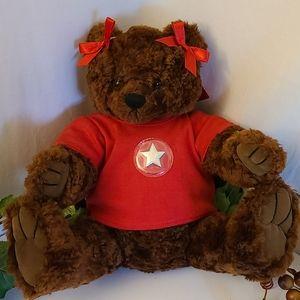 Retired Collectible Centennial Teddy Bear II